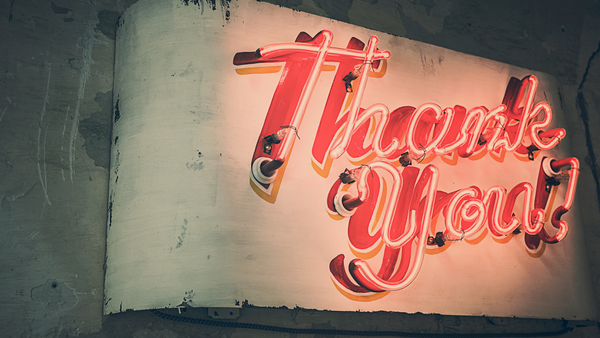The Secrets of Giving and Receiving Thanks at Work